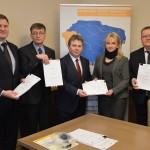 Podpisanie 6.  Umowy Operacyjnej w ramach Inicjatywy JEREMIE