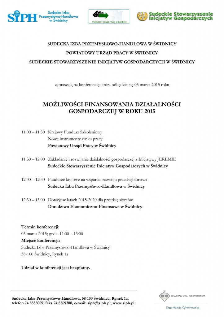 Konferencja 2015-03-05