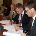 Podpisanie Umowy Operacyjnej w ramach inicjatywy JEREMIE